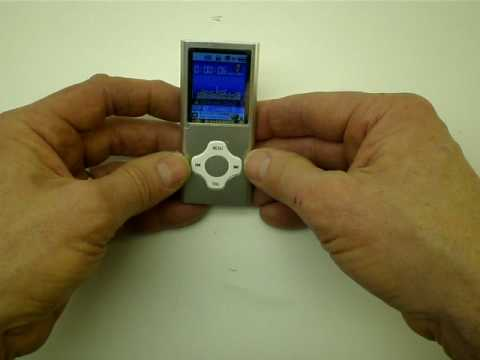 iTalent MP4 Player MP3