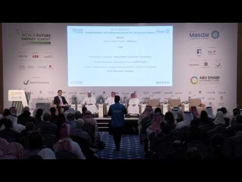 Transforming the power and water sector in Saudi Arabia