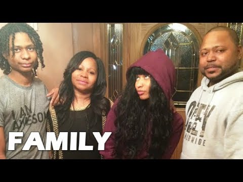 Nicki Minaj Family Pictures || Father, Mother, Brother, Sister!!!