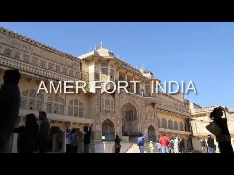 Amer Fort  The Crowning Splendor of Jaipur