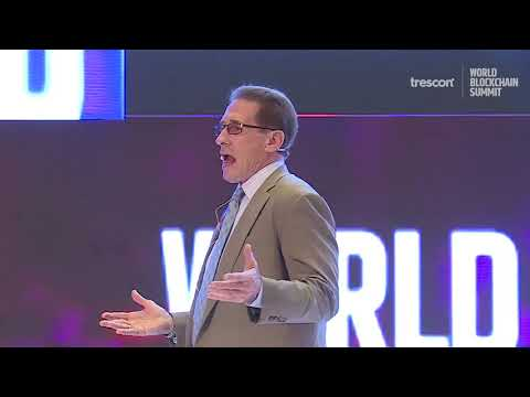 Jack Shaw, Dubai 2017 World Blockchain Summit Keynote