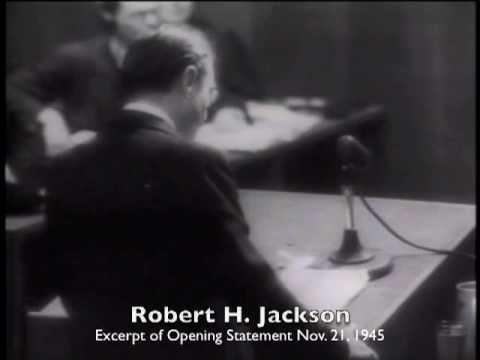 Nuremberg Day 2 Robert H. Jackson Open (rare)