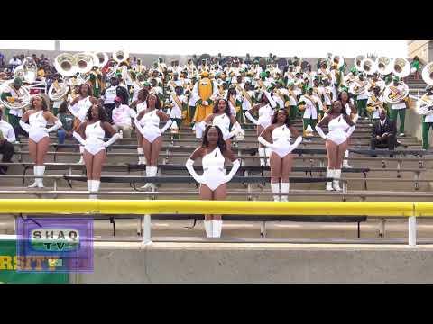 KSU Homecoming 2017 Marching Band