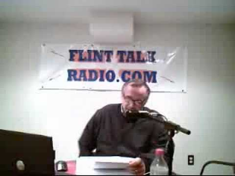 Terry Bankert  Liberal  and Live Flint talk Radio