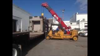 Olinger Machinery Moving Kansas City 80,000 Lbs  Punch Press