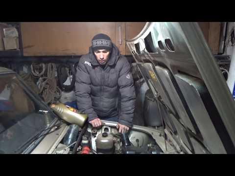 Готовлю авто к зиме, техническое обслуживание ВАЗ 2104