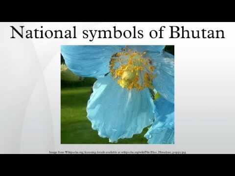 National Symbols Of Bhutan Youtube