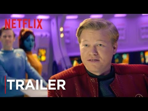 Black Mirror - U.S.S. Callister | Tráiler oficial [HD] | Netflix