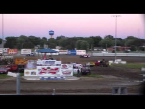Modified Heat 3 @ Independence Motor Speedway 08/20/16