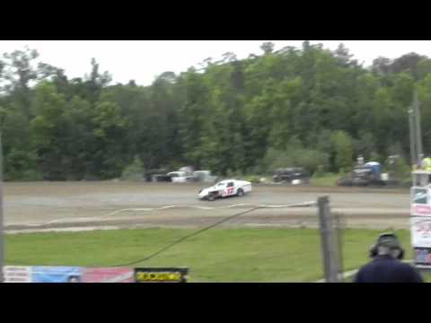 Bemidji Speedway WISSOTA Midwest Modified Feature June 3rd 2012