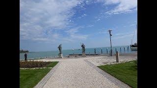 Balatonfüred (This is a Hungarian bathing resort, Lake Balaton.)