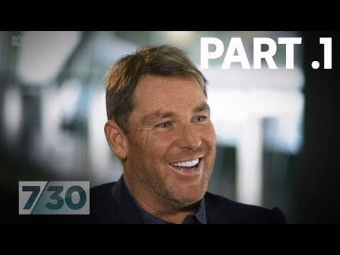 'I love the contest': Shane Warne discusses Australian cricket (Part 1)