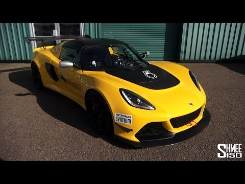 My First Experience in a Race Car - Lotus V6 Cup R