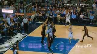 Dallas mavericks flying high with 360 degree replay technology