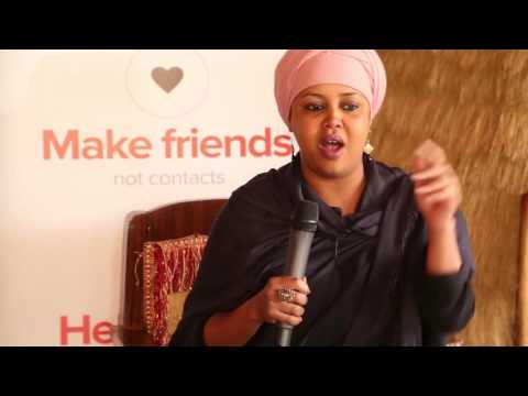 Startup Grind Mogadishu hosts Fatuma Abdullahi from Warya Post