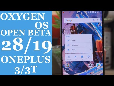 OXYGEN OS Open Beta 28/19 for Oneplus 3/3T   Changeslogs   Benchmark test  