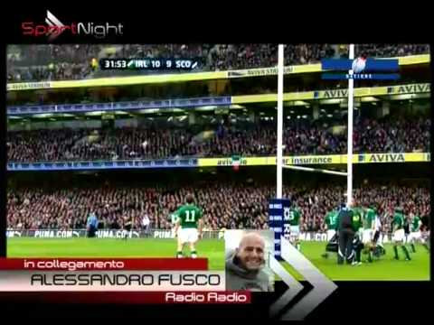 Sport Night – 16a Puntata – RUGBY – 6 Nazioni 2012