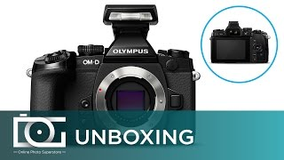 OLYMPUS OM-D E-M1 Mirrorless Micro Four Thirds Camera (Body)   Overview