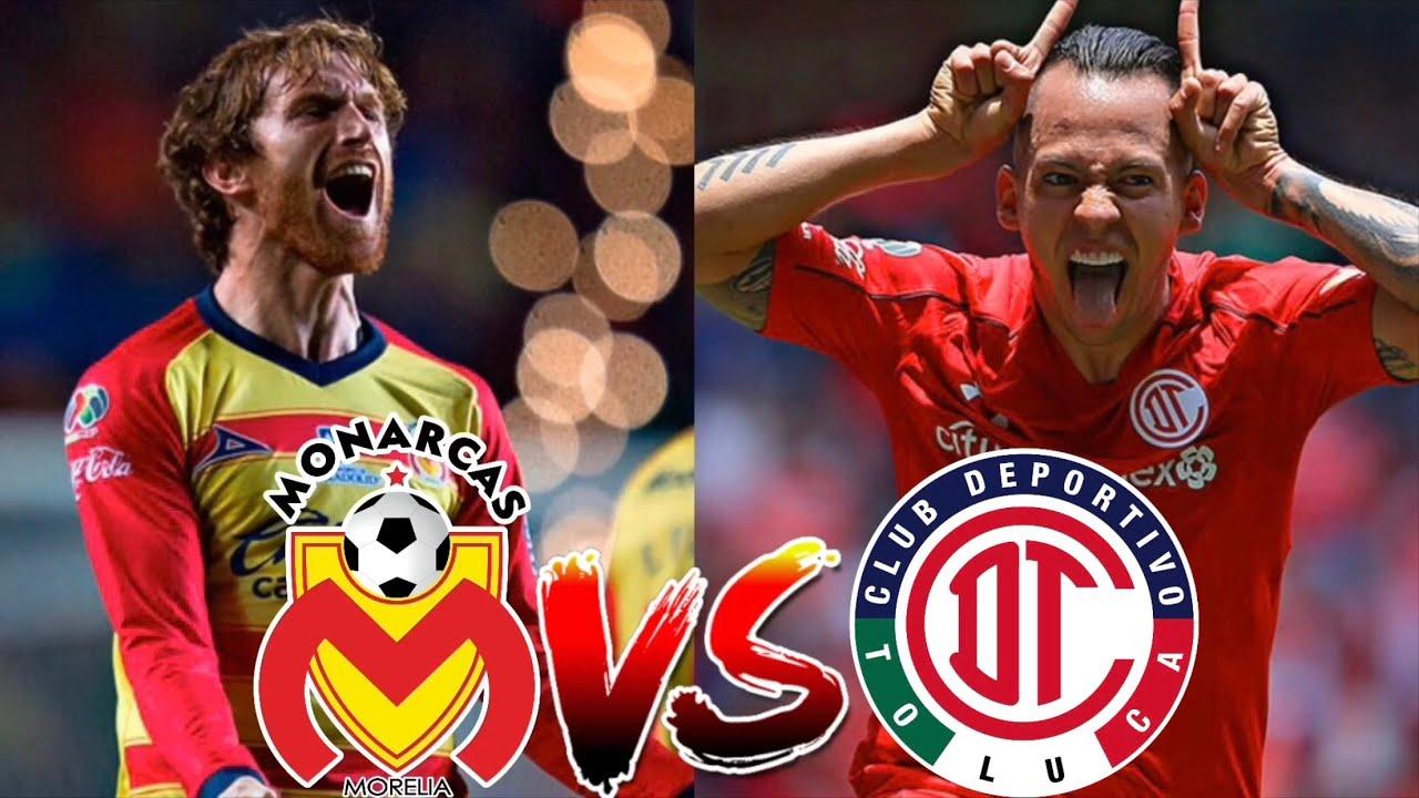 How to Watch Liga MX Clausura, Monarcas Morelia vs. Toluca ...