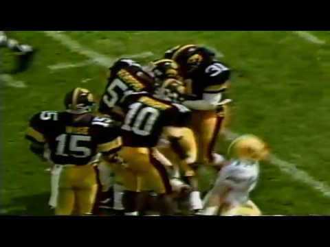 Rich Brooks Show - Oregon at Iowa 9-16-1989