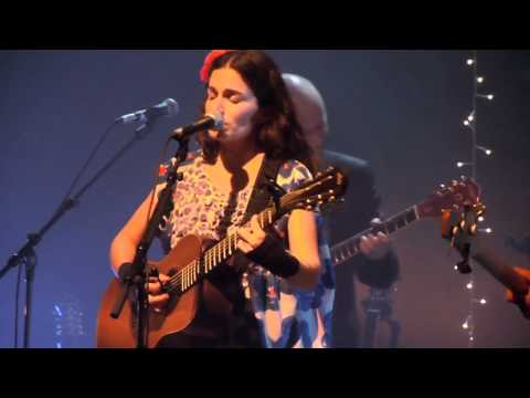 Yael Naim et David Donatien - I Try Hard - Paris 2011 (3)