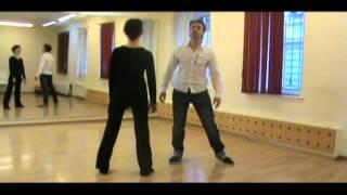 свадебный танец урок 2