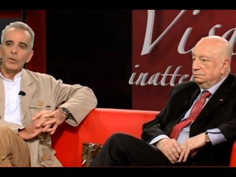 Hervé Bourges et Frédéric Dupont