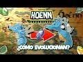 ⚠️ ¡Cómo EVOLUCIONAR a TODOS los POKÉMON en POKÉMON HOENN ADVENTURES!