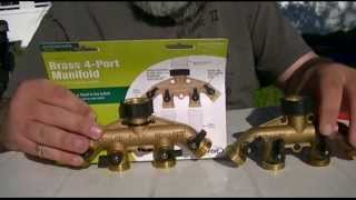 4-way Hose Splitter Made-In-China Fail! (And Replacement)