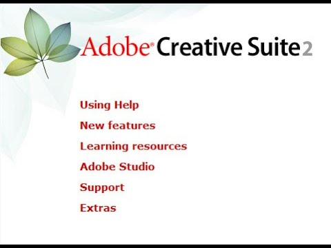 Adobe Creative Suite CS2 download and Successful Proper Install