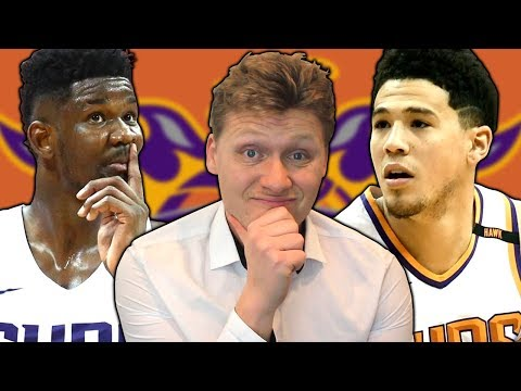 COMPLETING THE PHOENIX SUNS REBUILD! NBA 2K18