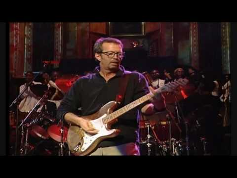 Mark Knopfler Clapton Sting Collins Money For Nothing Music For Montserrat Hd Youtube