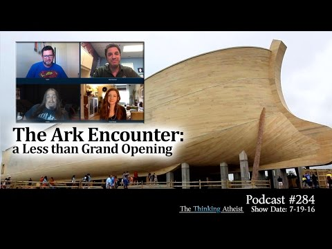 The Ark Encounter: A Less than Grand Opening