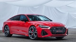 2020 Audi RS7 Sportback The New Second Generation