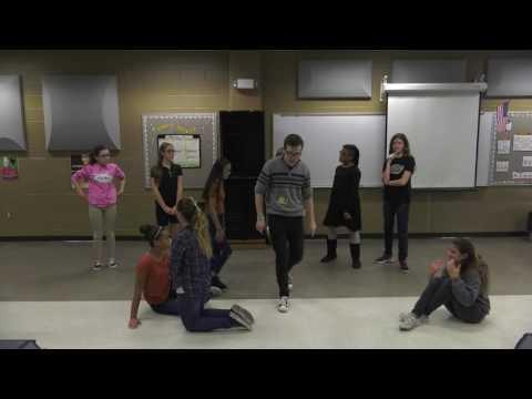 Annie Rehearsal