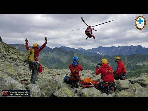 """TOPR Tribute ,,Na Ratunek W Tatrach"""" // Polish Mountain Rescue"""