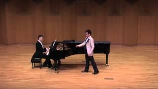 [공연] Julian Kim(김주택)- Musica proibita, Op.5By Stanislas Gastaldon