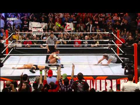 CM Punk vs. Dolph Ziggler - WWE Championship Match: Royal Rumble 2012