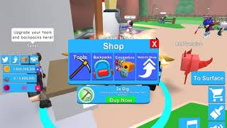 Opening 267 boxes in [Mining Simulator + surprise [Roblox]