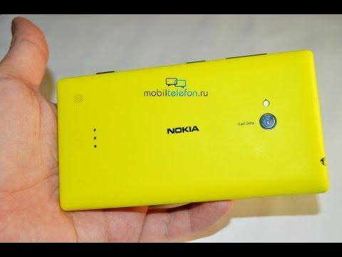 Обзор Nokia Lumia 720 (review): дизайн, интерфейс, игры, камера