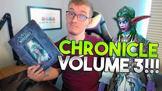 [Lore] WoW Chronicle Vol 3 FIRST HALF Speculation & Review!