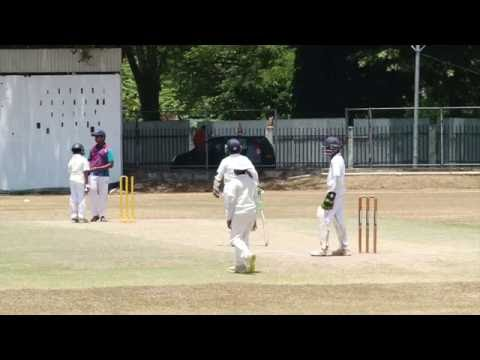 Nirvan Ramesh Sri Lanka Cricket Tour 2016 - Highlights