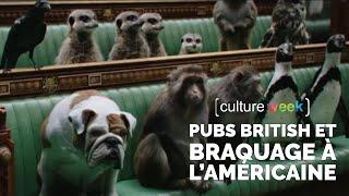Culture Week by Culture Pub : pubs British et braquage à l'américaine