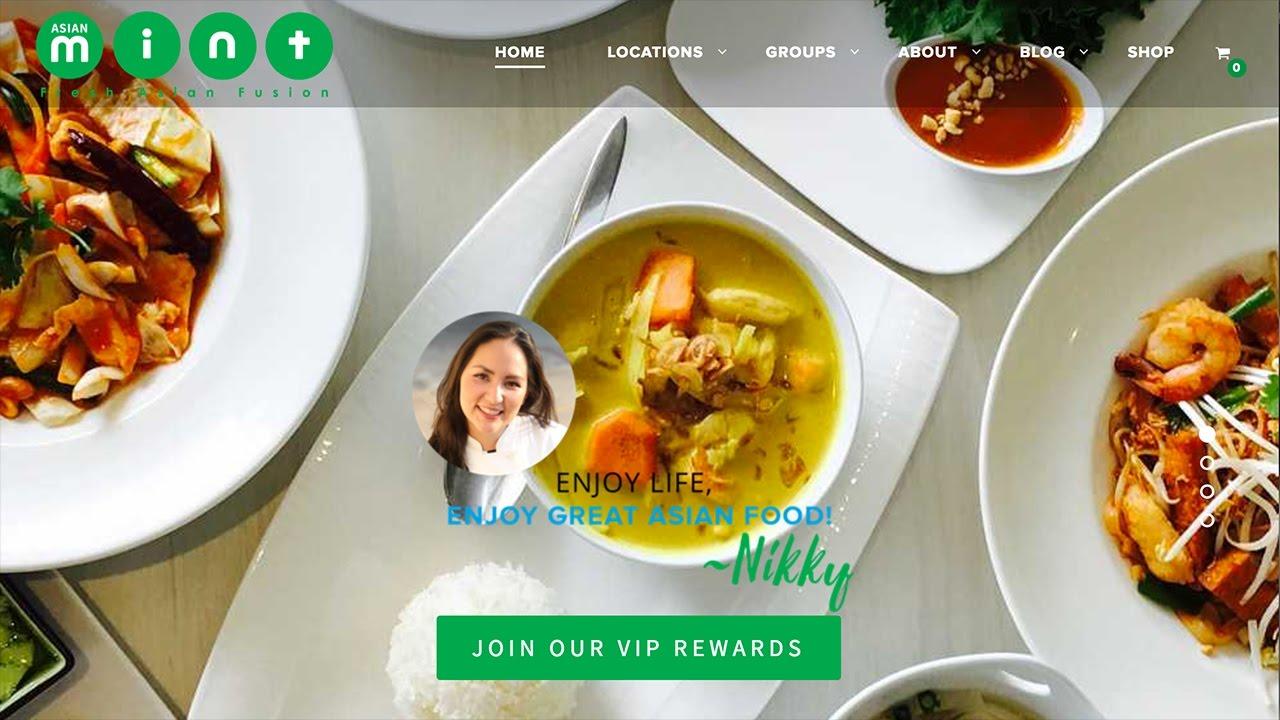 Case Study After Asian Mint Restaurant Dallas Tx