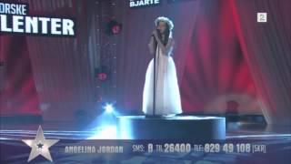 amazing angelina jordan astar 8 year old sings bang bang shot me down by nancy sinatra