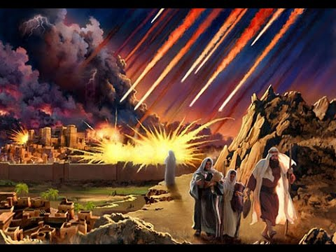 The Destruction Of Sodom And Gomorrah - YouTube