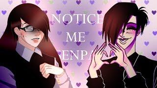 NOTICE ME SENPAI - meme (Collab w/Alex Ganbi)