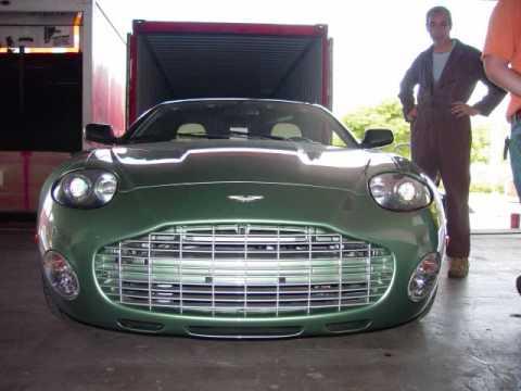 WTDC ships a DB AR1 Aston Martin