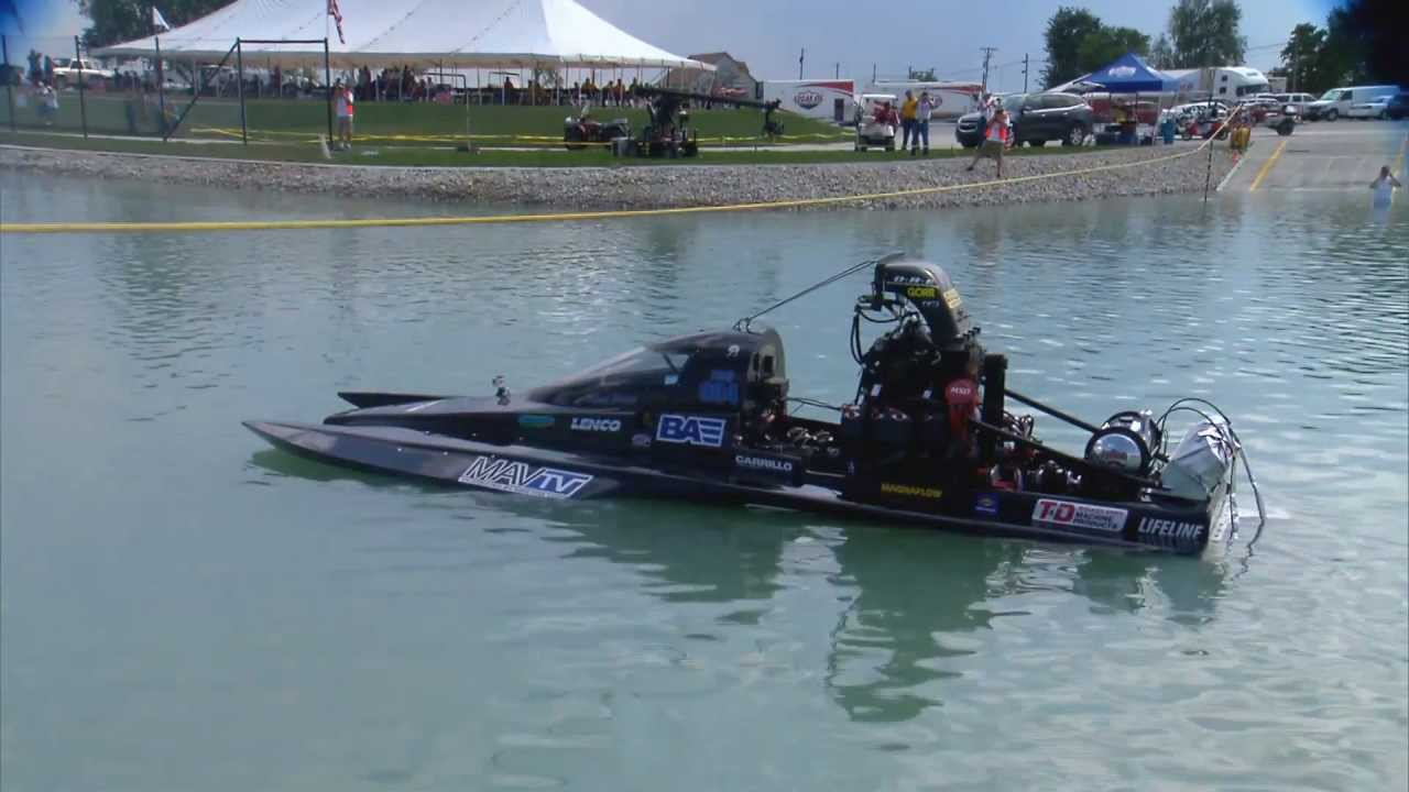 Lucas Oil Drag Boat Racing Diamond Nationals 2012