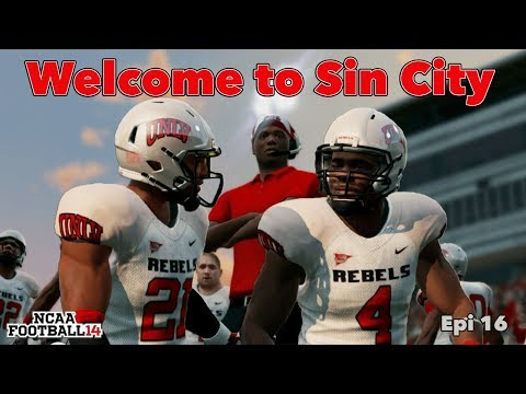 NCAA Football Dynasty | Mountain West Championship Game | Welcome To Sin City Epi 16